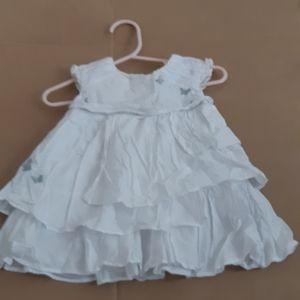 Deux par deux baby girl dress